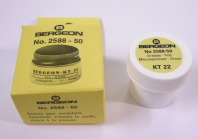 Bergeon 2588-50 KT22 Microlubricant and moisture sealer gasket  SWISS MADE